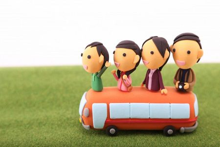 家族旅行と経費